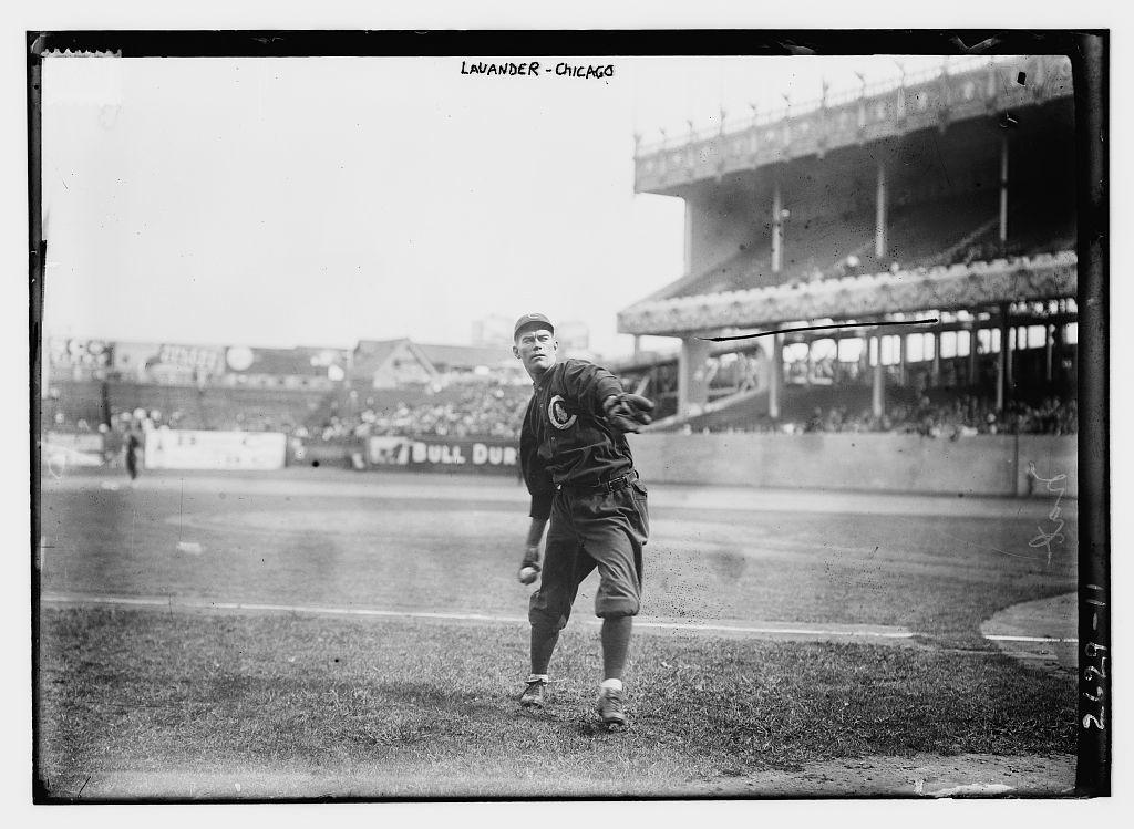 [Jimmy Lavender, Chicago NL (baseball)]