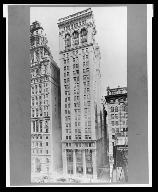 Knickerbocker Trust Co. Bldg., 60 Broadway