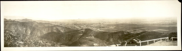 Los Angeles, Calif., from Lookout Mt.