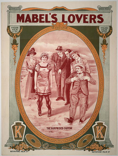 Mabel's lovers: the suprised suitor / B.P.