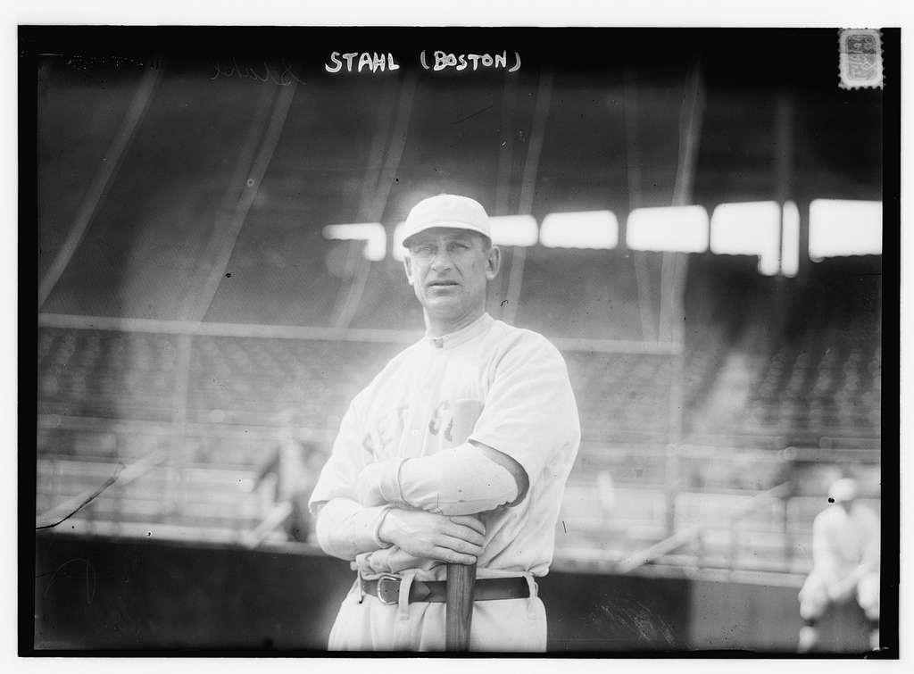 Manager Jake Stahl, Boston AL (baseball)
