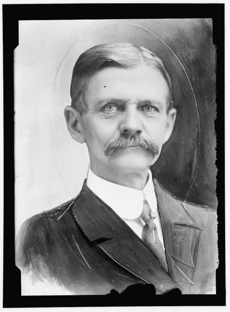 MARSHALL, THOMAS RILEY. GOVERNOR OF INDIANA, 1909-1913; VICE PRESIDENT OF THE UNITED STATES, 1913-1921