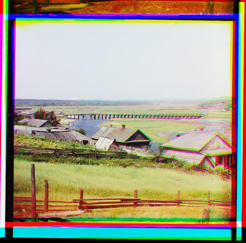 Most cherez r. Berezinu u g. Borisova