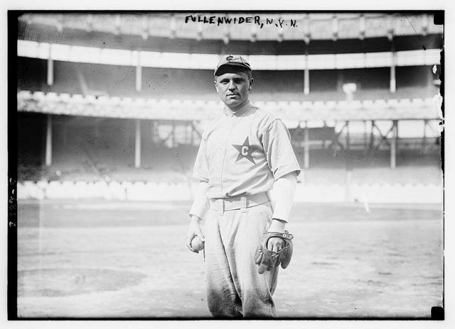 [Pfeifer Fullenweider, 1912 NY Giants pitching prospect, Columbia S.C., South Atlantic League (baseball)]