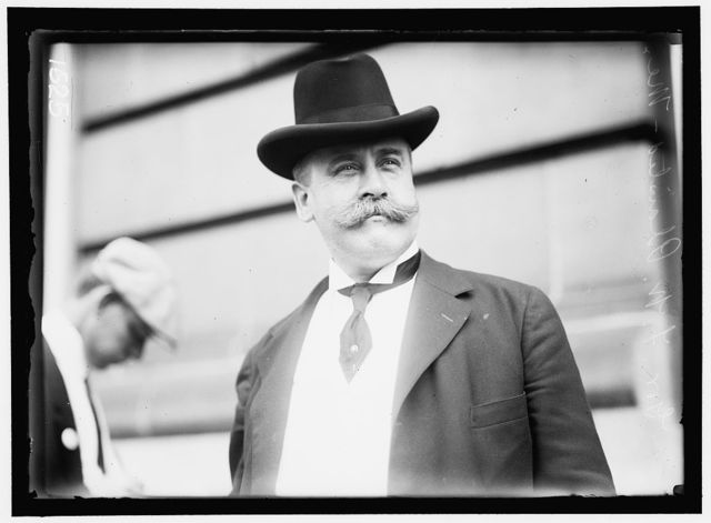 PLAISTED, FREDERICK W. GOVERNOR OF MAINE, 1911-1913