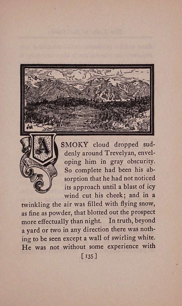 The lady of the snows; a novel,
