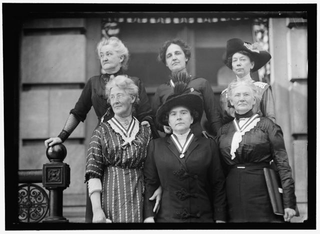 UNITED DAUGHTERS OF CONFEDERACY. KENNEDY, MRS., LUDLOW, MRS. DRURY CONWAY, McKINLEY, MRS. ROY WEEKS, ODENHEIMER, MRS. CORDELIA POWELL, RAINES, MRS. L. H.