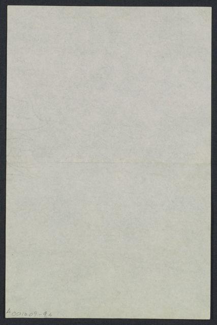 Warren G. Harding-Carrie Fulton Phillips Correspondence: Correspondence and drafts of correspondence; 1912
