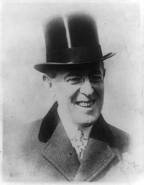Woodrow Wilson, Pres. U.S., 1856-1924