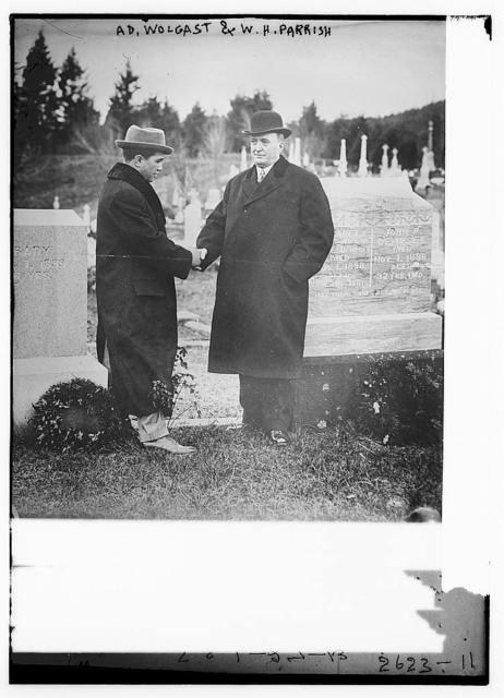 A.D. Wolgast & W.H. Parrish, 1/27/1913