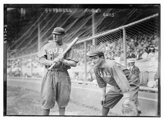 [Al Bridwell & Jimmy Archer, Chicago NL (baseball)]