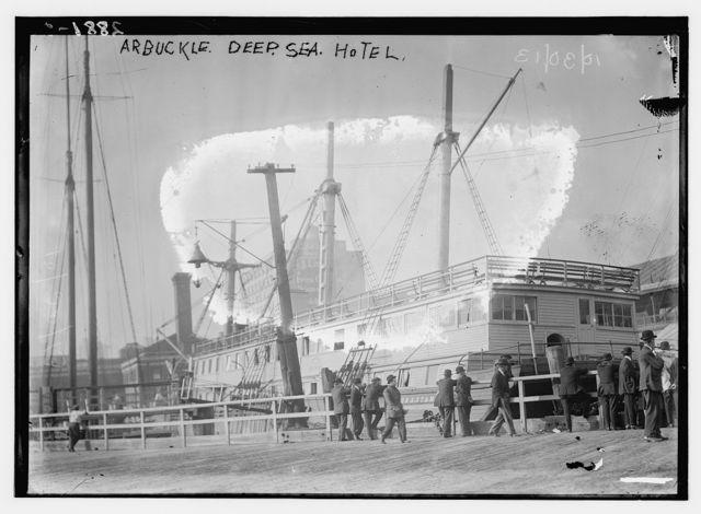 Arbuckle Deep Sea Hotel