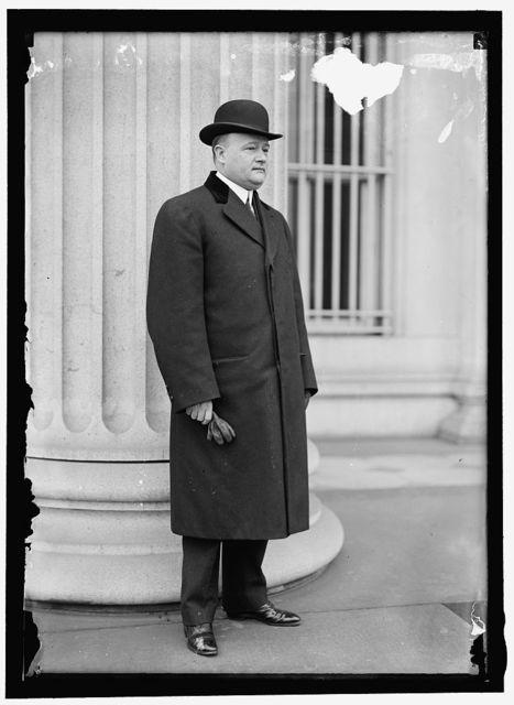BAILEY, ROBERT O. ASSISTANT SECRETARY OF THE TREASURY