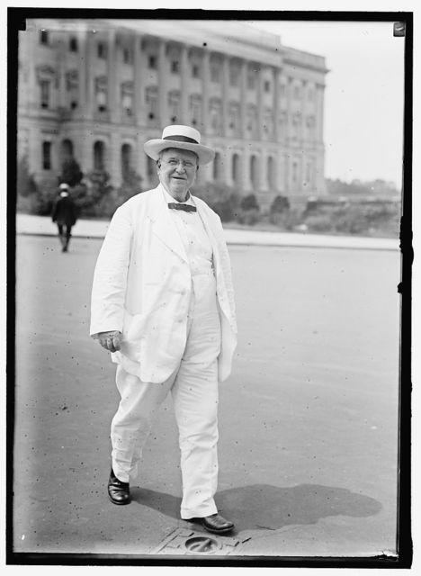 BRADLEY, WILLIAM O'CONNELL. GOVERNOR OF KENTUCKY, 1895-1899; SENATOR, 1909-1914