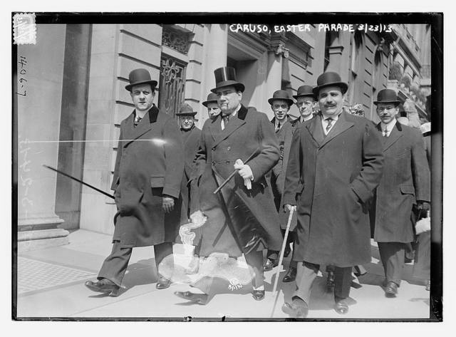 Caruso, Easter Parade, 3/23/13