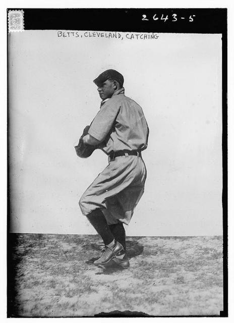 "[Charles B. ""Goldie"" Betts, Cleveland AL, Spring catcher & outfielder prospect (baseball)]"