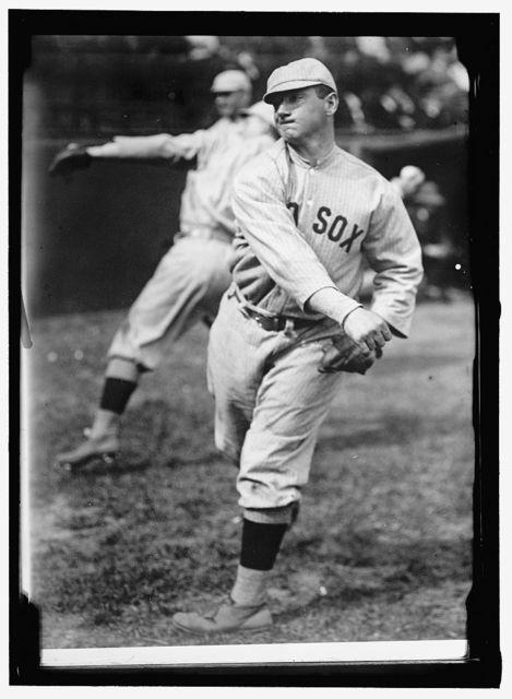 "[Charles ""Heine"" Wagner, Boston AL (baseball)]"