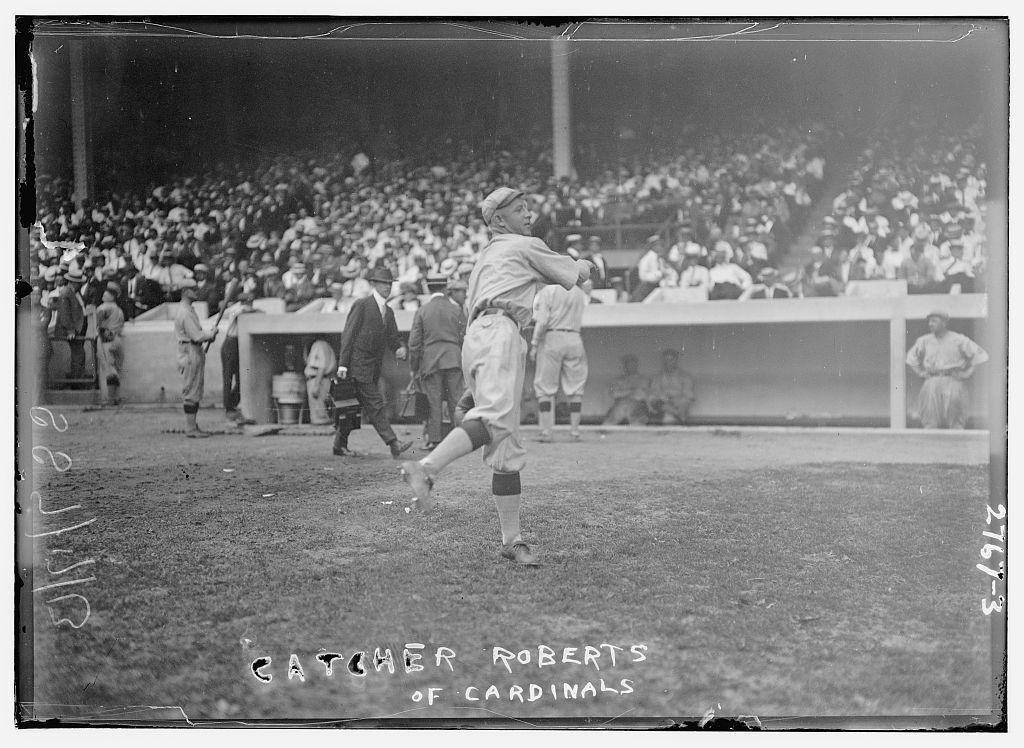 "[Clarence ""Skipper"" Roberts, St. Louis NL (baseball)]"