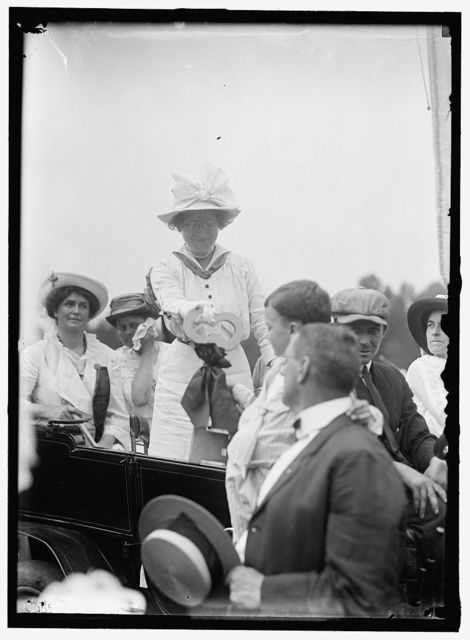 DENNETT, MRS. MARY WARE. SUFFRAGETTE