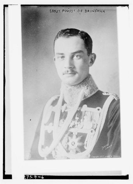 Ernst August of Brunswick