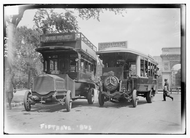 Fifth Ave. bus