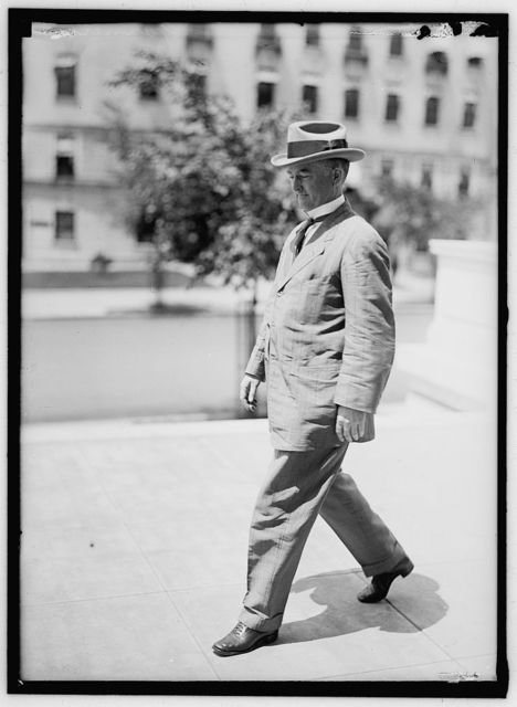 [GARNER, JOHN NANCE. REP. FROM TEXAS, 1903-1933. VICE PRESIDENT OF THE U.S., 1933-1941]