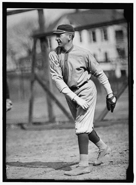 [George McBride, Washington AL (baseball)]