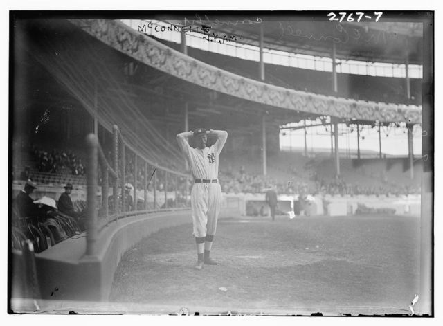 [George McConnell, New York AL (baseball)]