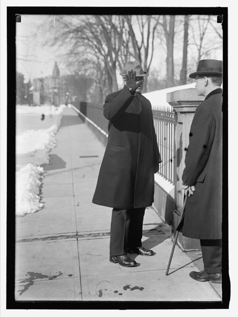 GOETHALS, GEORGE WASHINGTON. MAJOR GENERAL, U.S.A.; GOVERNOR GENERAL OF CANAL ZONE, 1914-1917