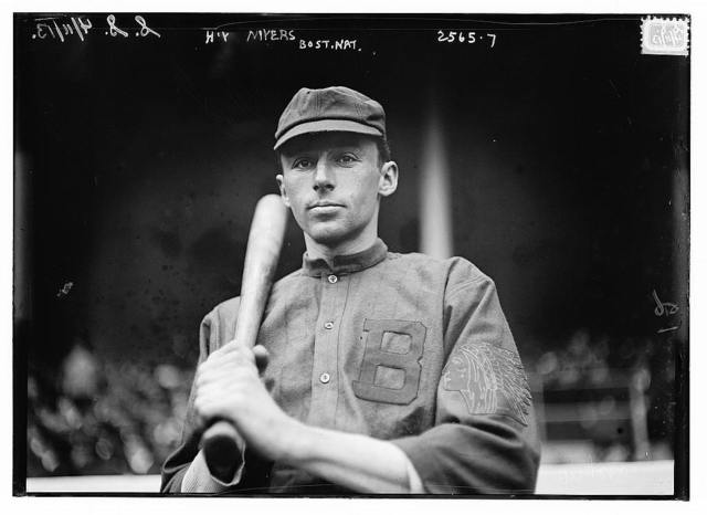 [Hap Myers, Boston NL (baseball)]