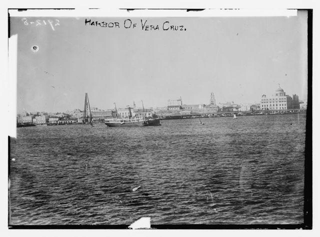 Harbor of Vera Cruz