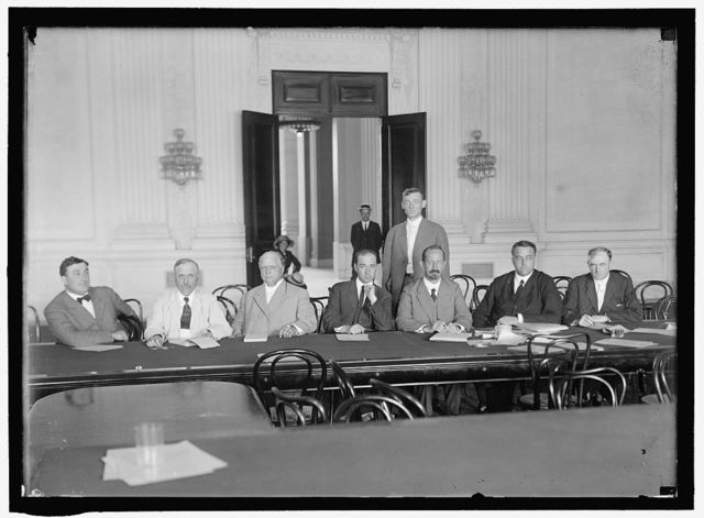 HOUSE OF REPRESENTATIVES COMMITTEES. SELECT COMMITTEE APPOINTED UNDER H.R. 198 ON LOBBY INVESTIGATION. SCOTT FERRIS OF OK; J. J. RUSSELL OF MO; CLINE OF IN; JARRETT OF TN, CHAIRMAN; STAFFORD OF WI; WILLIS OF OH; McDONALD OF MI