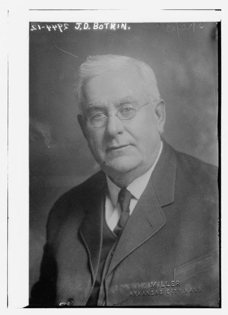 J.D. Botkin