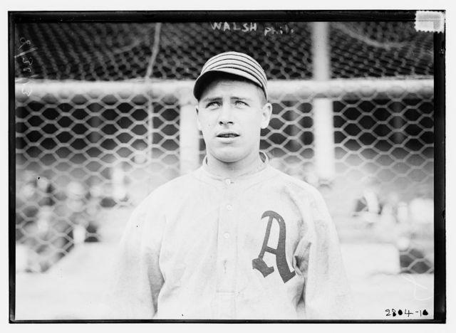 [Jimmy C. Walsh, Philadelphia AL (baseball)]
