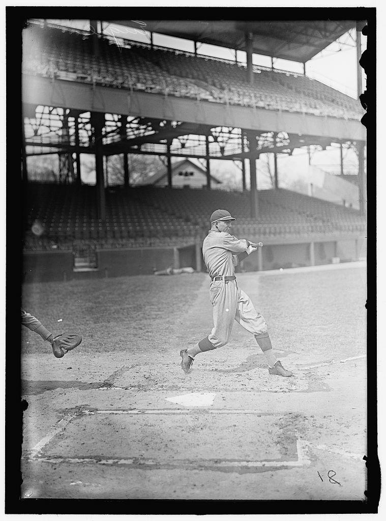 [Joe Engel, Washington AL (baseball)]