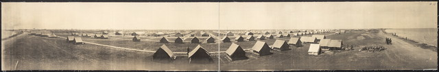Mobilization camp, 11th, 18th & 22nd Inf., Texas City, Tex.