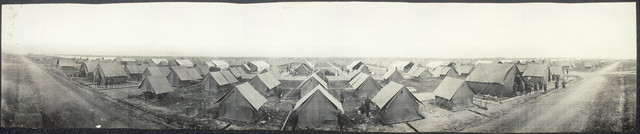 Mobilization Camp, 23rd, 26th and 27th Regiments, Texas City, Tex.