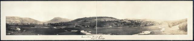 Mountain range from Keyes Cottage