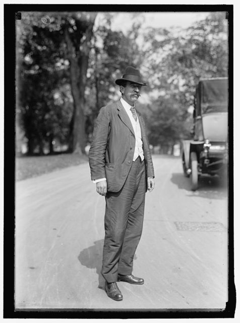 MURRAY, WILLIAM HENRY. REP. FROM OKLAHOMA, 1913-1917
