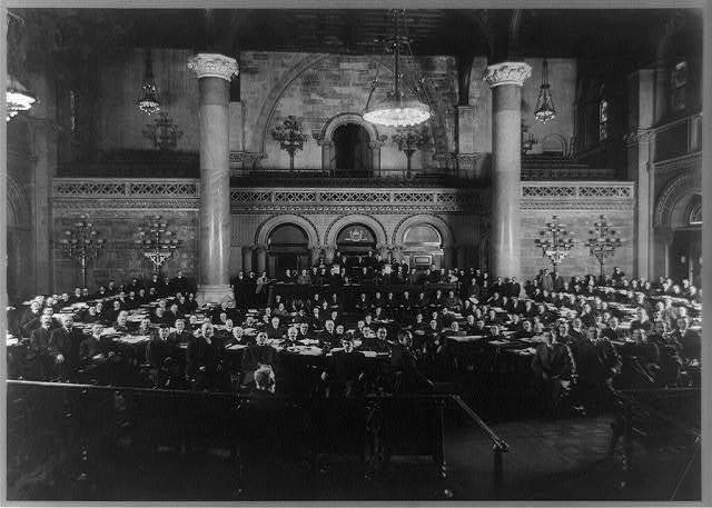 [New York State Assembly, Albany, N.Y.]
