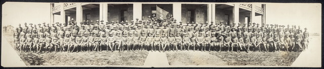 No. 2, officers of Fifth Brigade, Galveston, Tex., March 1913