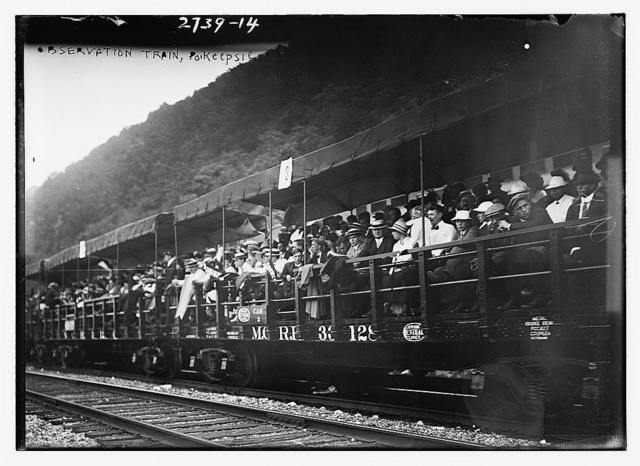 Observation train, Po'keepsie
