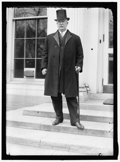 O'NEAL, EMMETT. GOVERNOR OF ALABAMA, 1911-1915