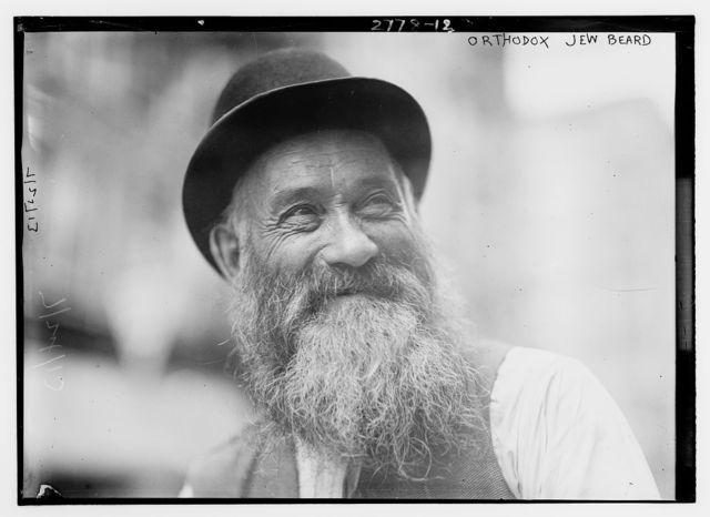 Orthodox Jew - beard