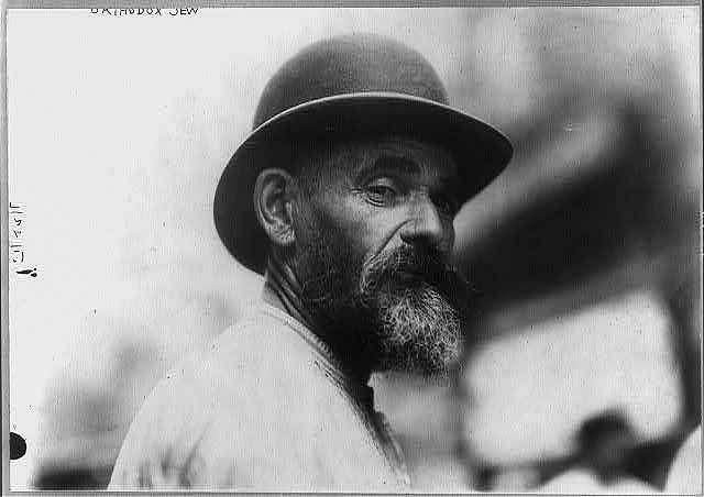 Orthodox Jews, New York City: man