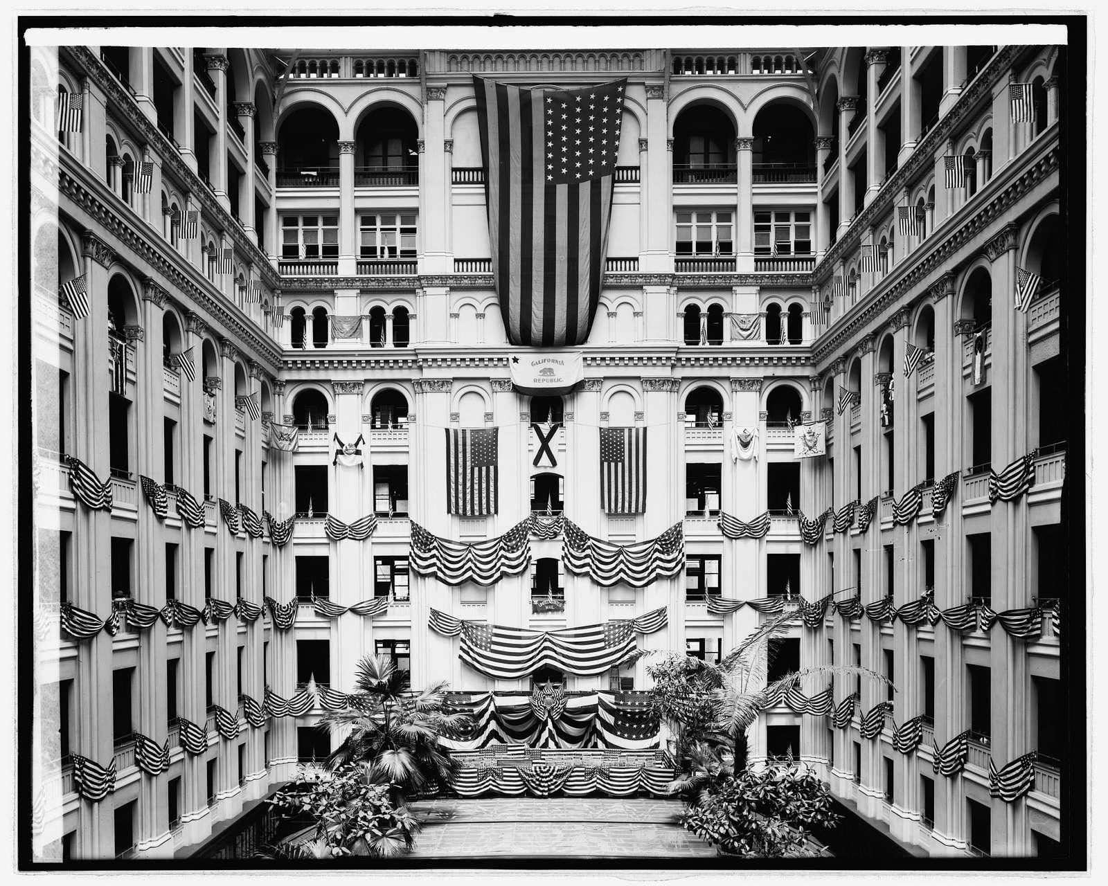 Post Ofc. Flag day, Washington, D.C.