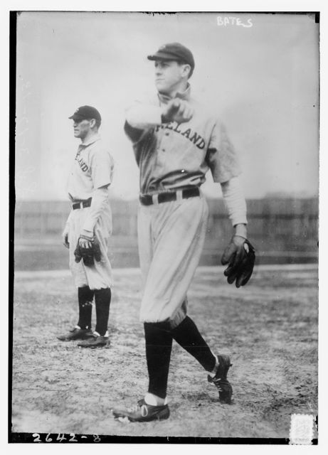[Ray Bates, Cleveland AL (baseball)]