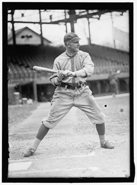 [Ray Morgan, Washington AL (baseball)]