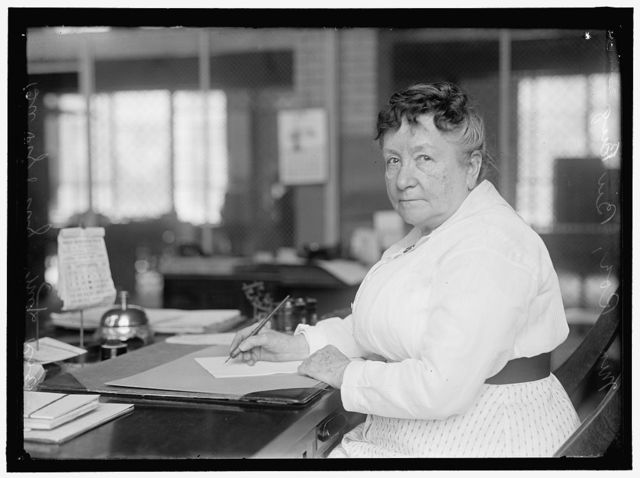 ROE, MISS ANNIE E. BUREAU OF PRINTING AND ENGRAVING