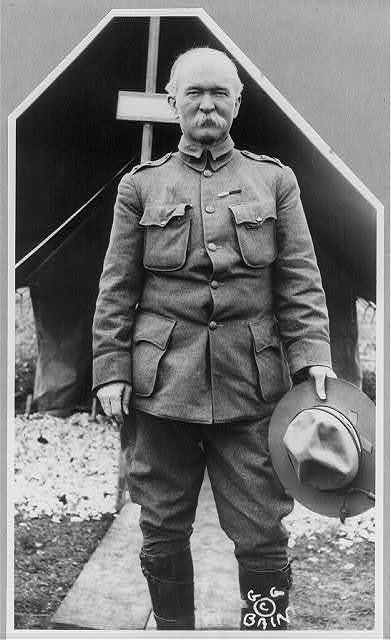 San Antonio, Texas. Feb. 26, 1913. Gen. Carter, U.S.A.